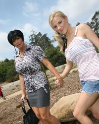 Shay Foxx & Haley Cummings