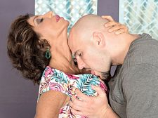 Lyla proves that 47-year-old snatch and gazoo can be tight