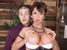 Gina gives recent meaning to, Shag The Boss!