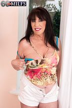 A new 70Plus M.I.L.F....Christina Starr!