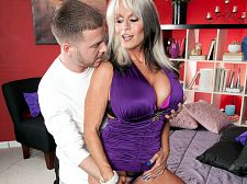 The Sally D'Angelo Anal Screw Show